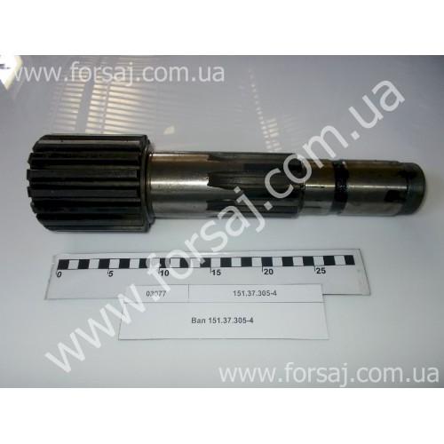 Вал Т-151 раздатки  ХТЗ