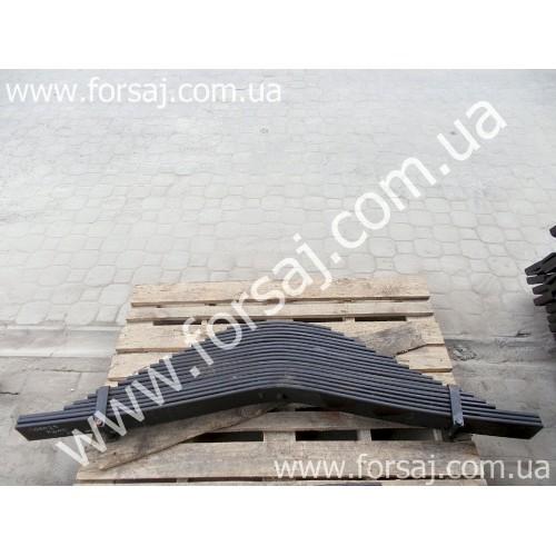 Рессора КРАЗ 6505-2912012-13 зд.18л 1550мм ЯРЗ