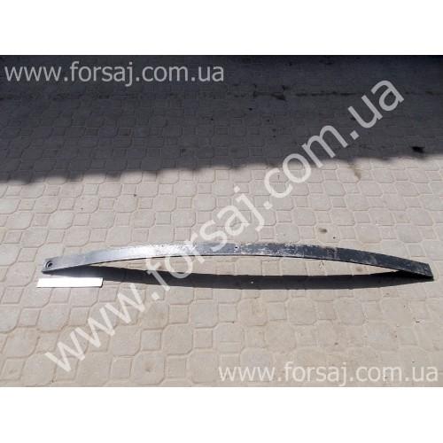 Лист рессоры ЗИЛ 4331-2902015-02 1-й пер.