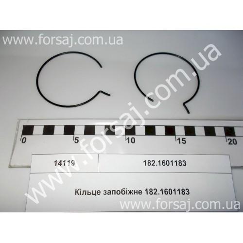 Кольцо 182.1601183 муфты сцепления (пр-во ЯМЗ)