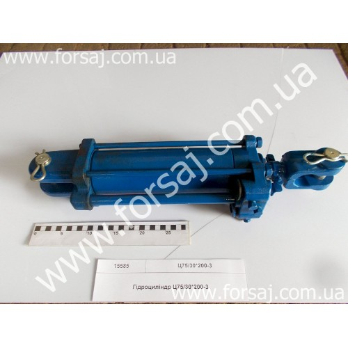 Гидроцилиндр МТЗ 75/30*200