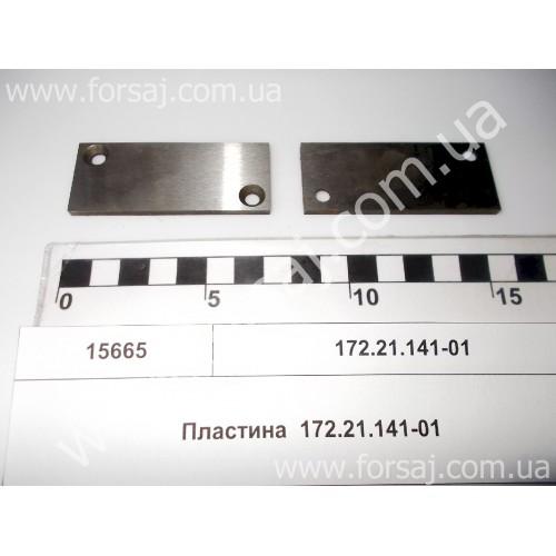 Пластина 172.21.141-01
