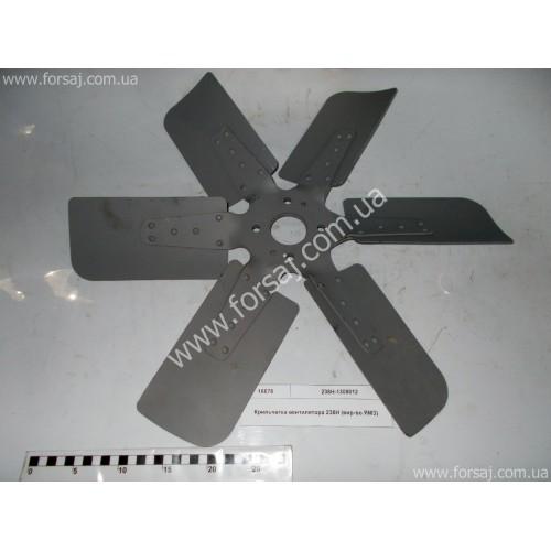 Крыльчатка вентилятора ЯМЗ-238Н (пр-во ЯМЗ)
