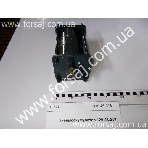 Пневмоаккумулятор 120.46.018
