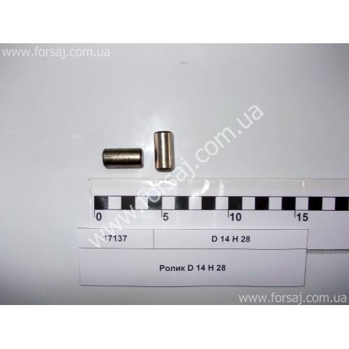 Ролик Т-150 сателлита D 14 H 28