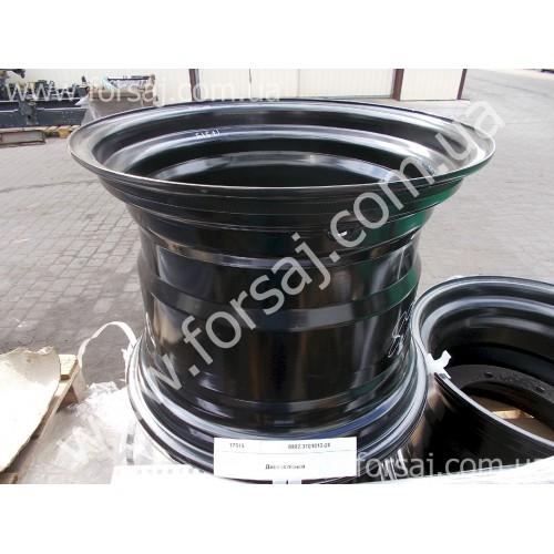 Диск колеса Т-151К. ХТЗ-17021 (20*26) цвет черный