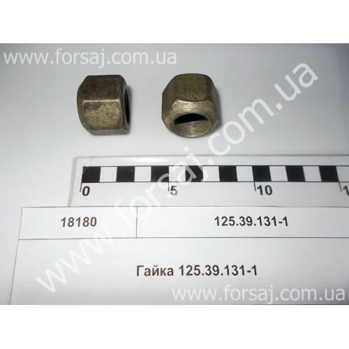 Гайка Т-150 колеса  (правая) ЛКМЗ