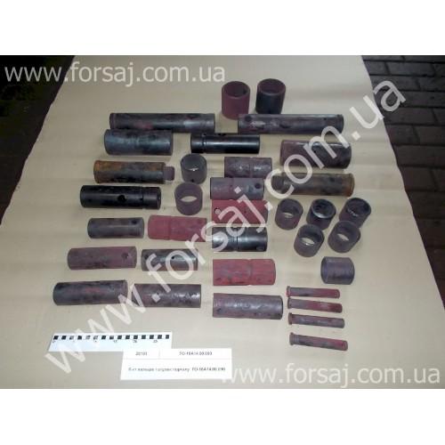 Комплект пальцев и втулок портала (полный)