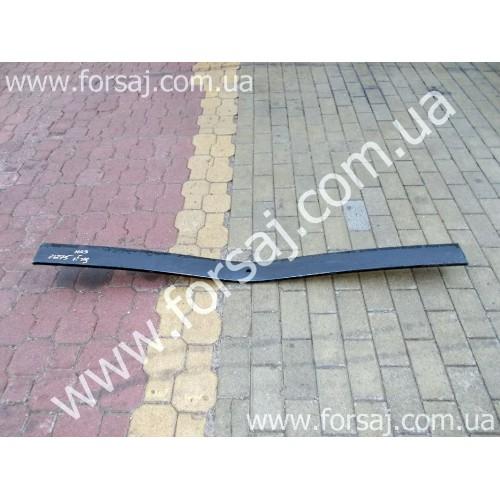 Лист рессоры МАЗ 5516-2912010-01 1й зад16мм L=1550