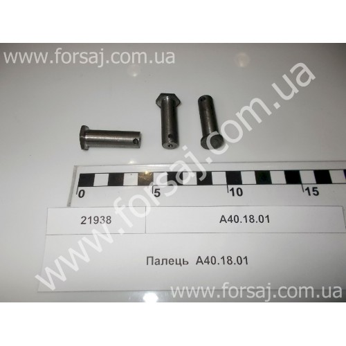 Палец А40.18.01 центрального тормоза Т-150