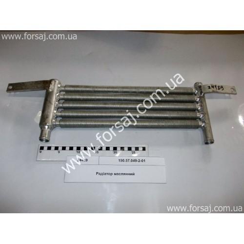 Радиатор масл. Т-150