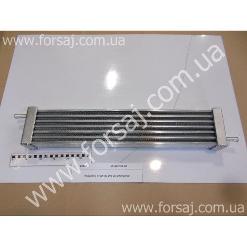 Радиатор отопитель охладителя Т-150