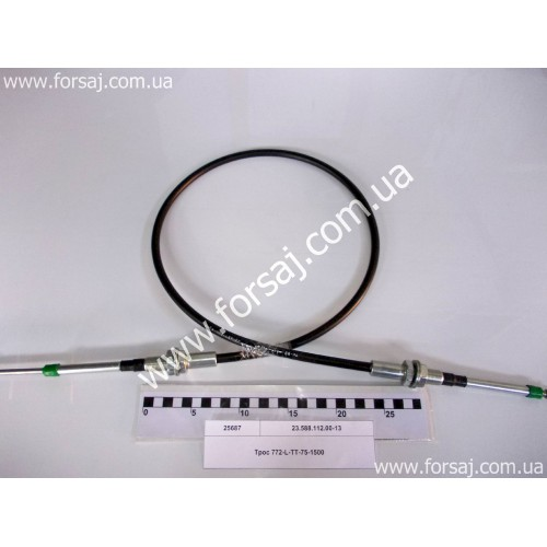 Трос 772-L-TT-75-1500 (Технопривод)
