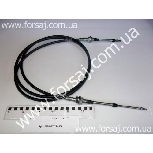 Трос 772-L-TT-75-3000 (Технопривод)