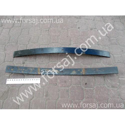 Лист рессоры ГАЗ 53 Г12-2902103  3-й пер