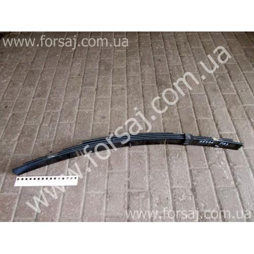 Рессора ГАЗ 53 (3309 подрессорник) -5л.1150мм ЯРЗ