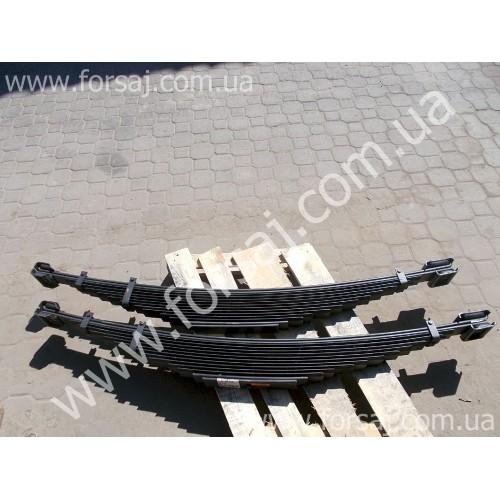 Рессора ГАЗ 53-12-2912012-02 зд.14л.1600мм ГАЗ